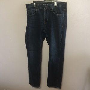 Old Navy slim/Detroit jeans